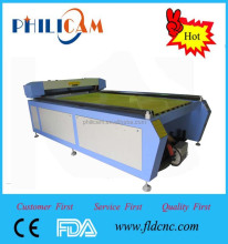 FLDJ1325 cnc laser stone craving machine with hydraulic up-down table