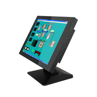 LS530TM 15 inch LCD monitor/ monitor touch screen/ touch screen monitor