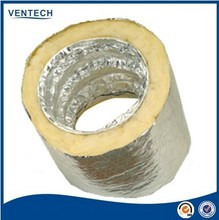ventilation air conditioner aluminium insulation flexible duct