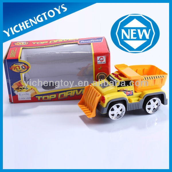 battery operated car toys rc construction toy trucks toy motor truck