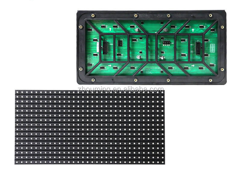 320*160mm Outdoor Led Advertising Screen Price Smd P10 Led Module ...