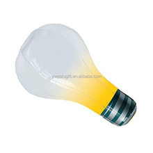 Inflatable New Idea Glowing Light Bulb