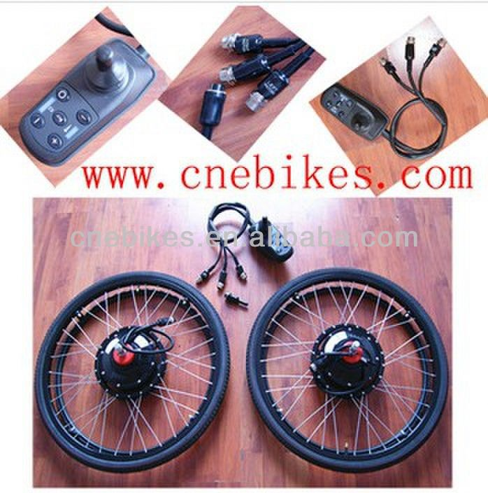 hot e- wheel chair conversion kits