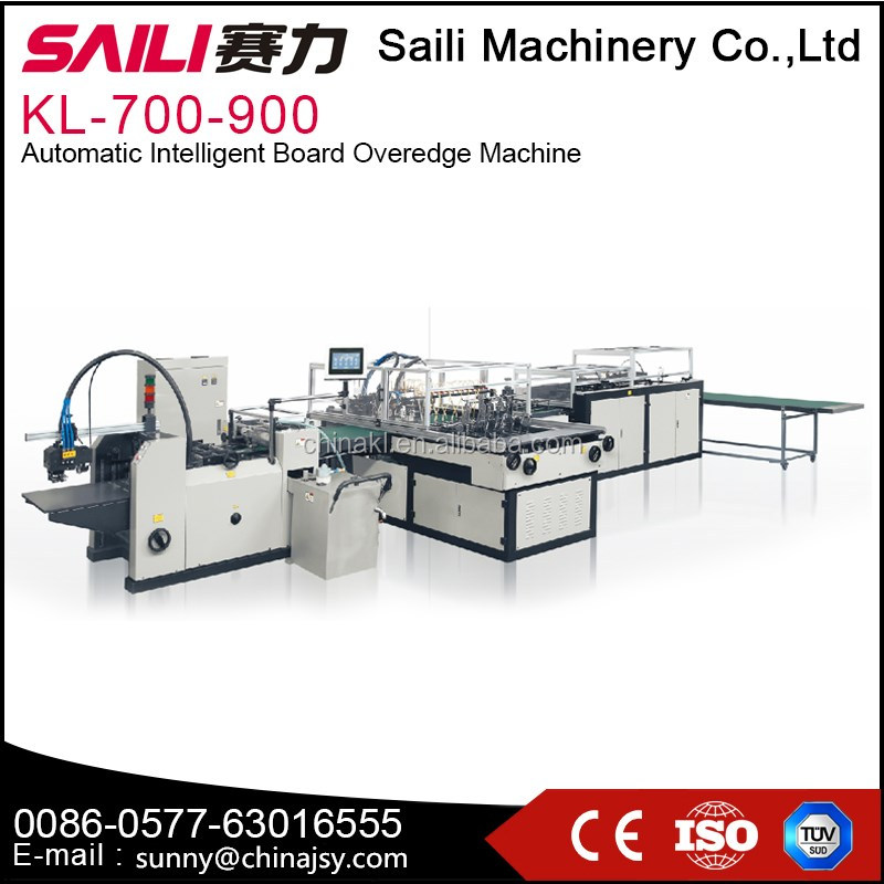 Automatic casemaker,Case box and cardboard making machine