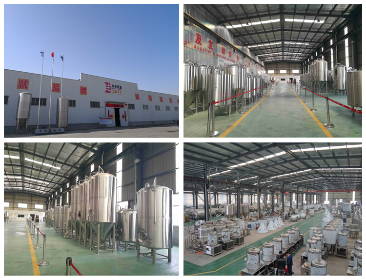 1000l beer brewing fermenting equipment
