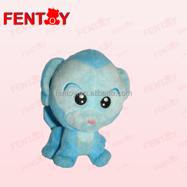 Good quality best sell educational baby plush toy singing dog musical plush toy