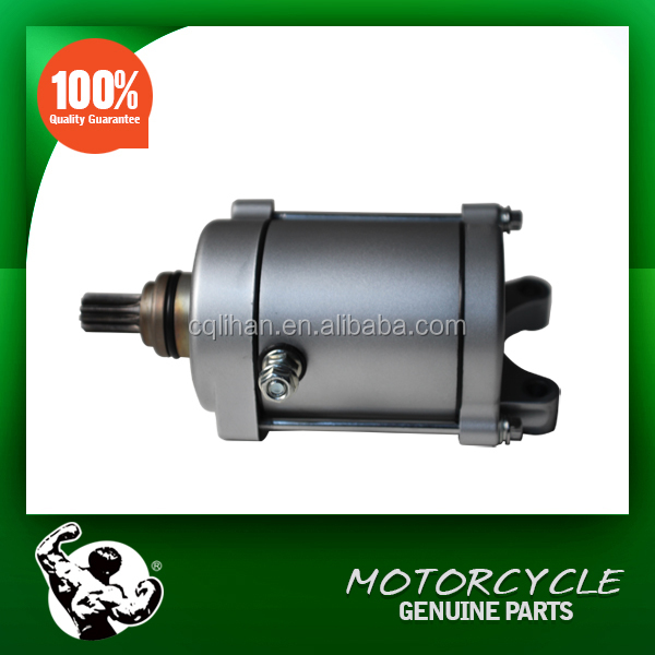 Motorcycle Stater Assembly Type Starter for CG200 Water-Cooled Engine