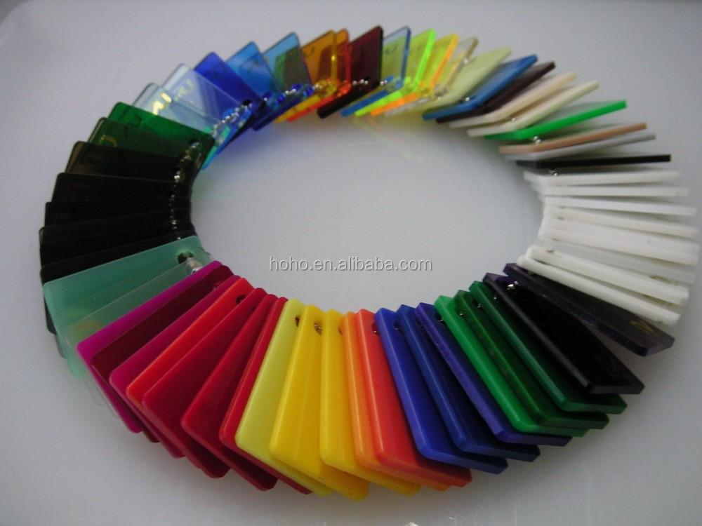 Цветной пластик для поделок 690