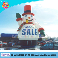 20ft tall inflatable snowman/ Christmas giant inflatable Snowman