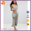factory suppliers custom jumpsuit,strip new design elegant jumpsuits for women