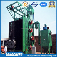 High Quality Steel Hook Shot Blasting Machine of Q37