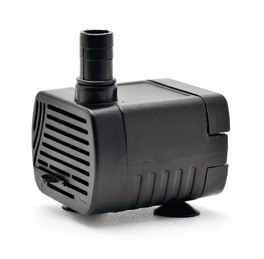UL/CUL Approved Mains Powered 45GPH Micro Water Feature Submersible Pump Garden Waterfall Water Circulate Pump