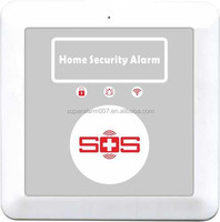 2015 Newest GSM SOS Call Alarm Old/Kid/Aid GSM Emergency Alarm System with SOS button