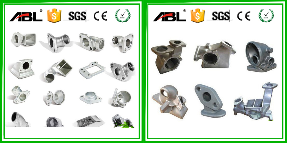 SS304 Customized casting steel prices per kg
