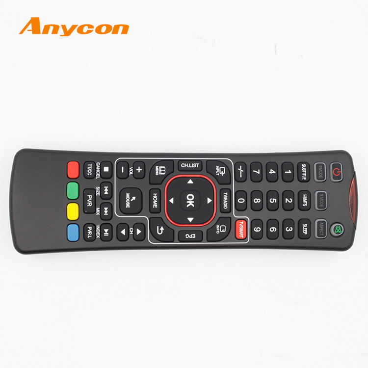 High Grade of zero delay smart tv remote control for skyworth, mini mx android tv box remote control, learning remote control