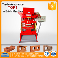 compressed earth block making machine Eco Premium 2700 interlocking brick block machine in kenya