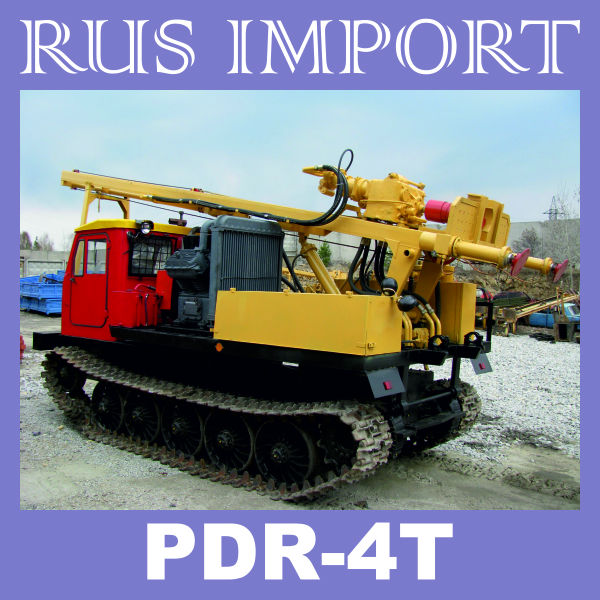 Prospecting drilling rig PDR-4T