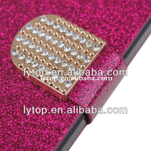 For iphone case 5/ 2014 Fashion Bling Rhinestone Phone Case for iPhone 5 5s 5g