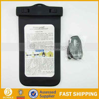 2014 high quality products pvc phone waterproof case,waterproof case, waterproof case for samsung galaxy s4 mini