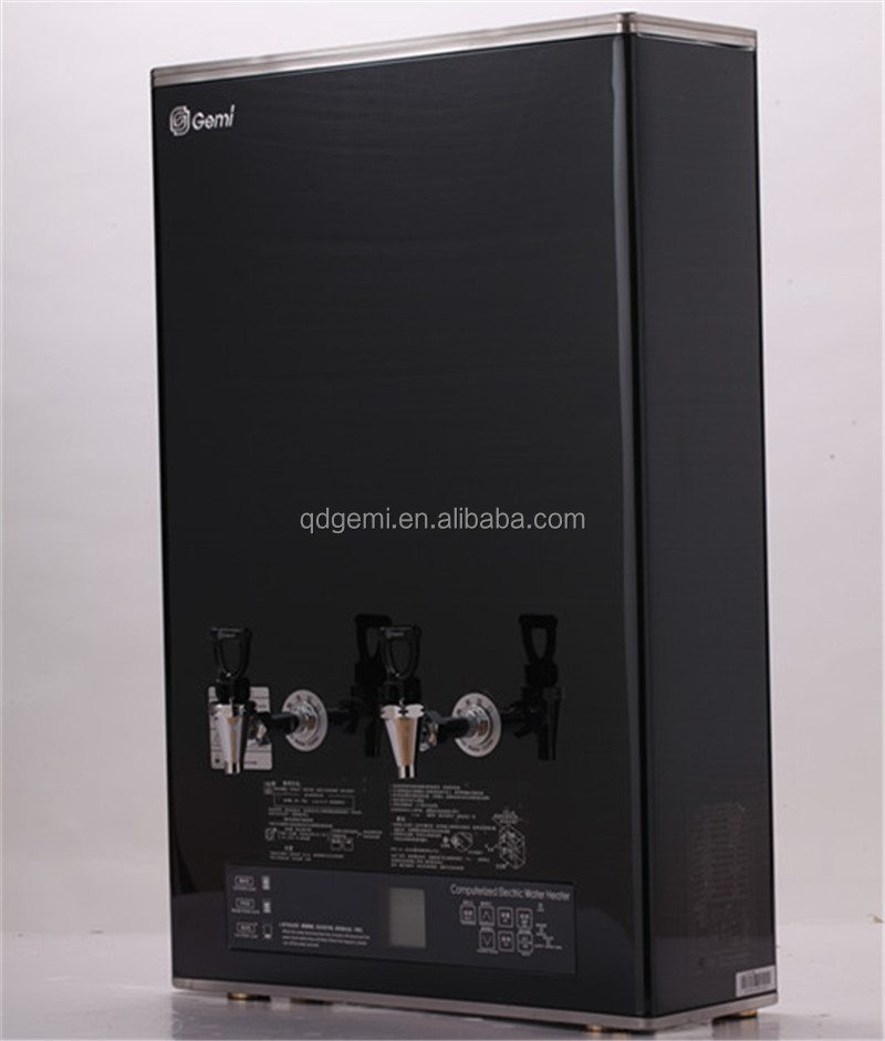 New design Stainless steel temperature control instant water dispensers /boilers for wall China
