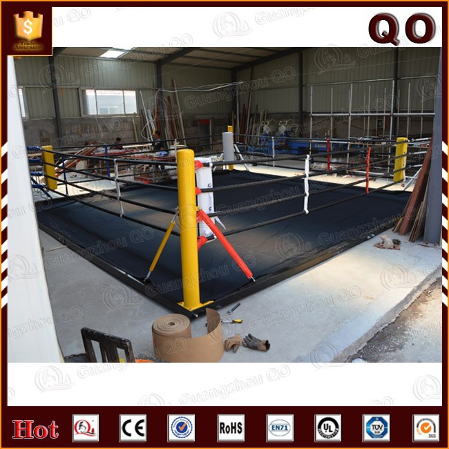 Used high quality floor boxing ring for sale