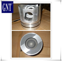 low price 6D125 engine piston for excavator parts
