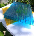 Multiple layers PC roof polycarbonate 3 layers Rectangle hollow sheet