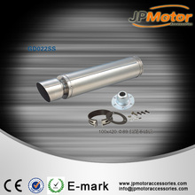 tainless steel exhaust pipe wholesale,motorcycle exhaust system,popular silencer and muffer motorcycle factory direct selling!