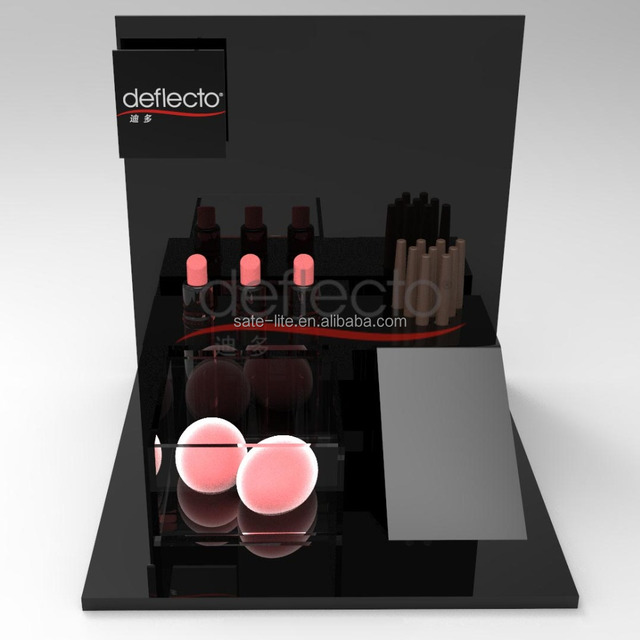 Wholesale Acrylic Lipstick Organizer Display Stand Cosmetic Makeup Organizer for Cosmetics