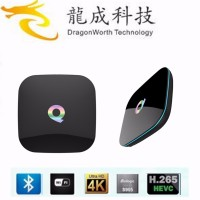 2016 QBox 2GB/16GB KODI Preinstall S905 Quad Core Q BOX Android 5.1 TV Box accept paypal payment