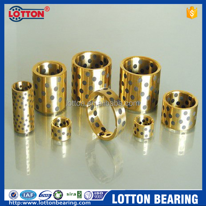 Professional Cast Bronze Agricultural Machinery Sliding Bearing