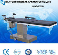 Best selling hospital surgical room eye operating table