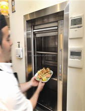 commercial electric dumbwaiter elevator for home
