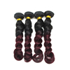 Free Shedding Free Tangle Remy 100% Virgin Brazilian Hair Nake Black Woman