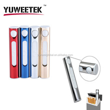 China factory 2018 rechargeable electronic cigarette lighter for safe smoking