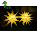 Colorful Inflatable LED Twinkle Light Star / Star Light With LED Balloon