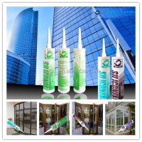 one component excellent adhesion cheap price silicone sealant