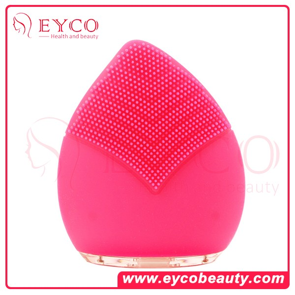 Best reviews EYCO BEAUTY Pore Sonic Cleanser Waterproof Facial Electronic Brush Deep Pore Face Cleanser