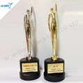 Metal Trophy Figurines Bodybuilding Trophy