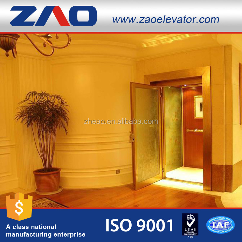 Good Qulity Luxury Passenger Lift Used Construction Elevator Home Elevators