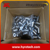 Stainless steel material hose fittings and adapters