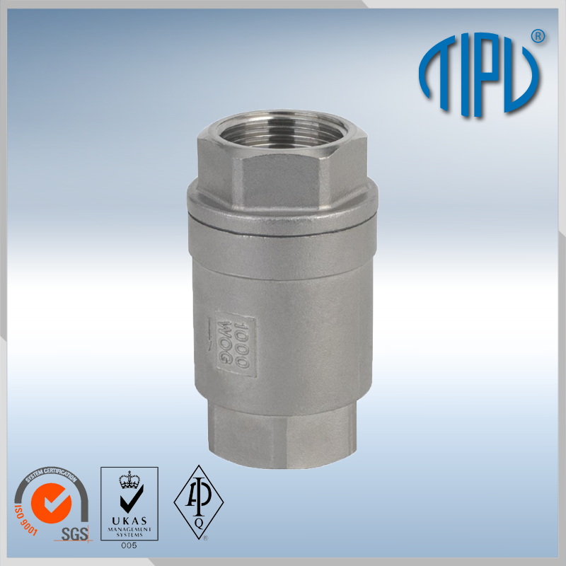 high pressure air mini check valve for oil and gas