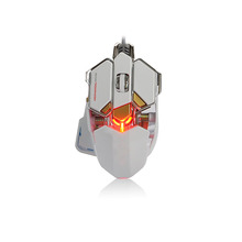 New Type Computer Accessory 9 Buttons Optical High Quality Wired USB Gamer Mouse