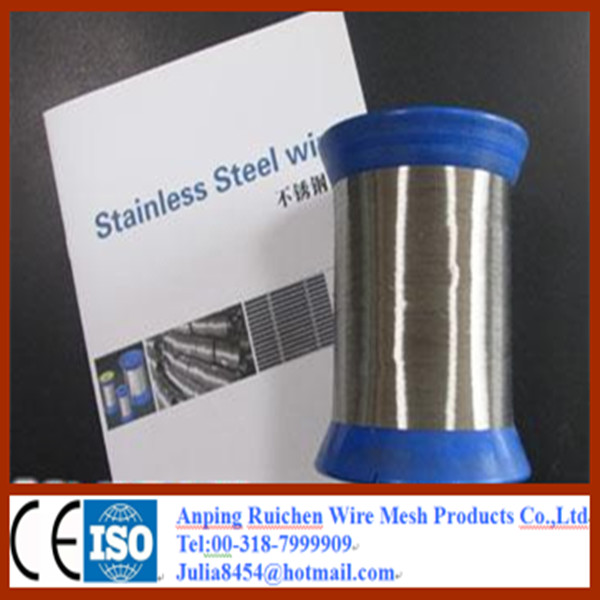 304 316 321 food grade stainless steel wire manufacturer