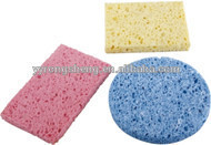 Facial cleaning Makeup Cellulose Sponge
