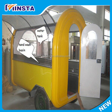 Food kiosk/prefabricated container house/kiosk/mobile toilet China supplier