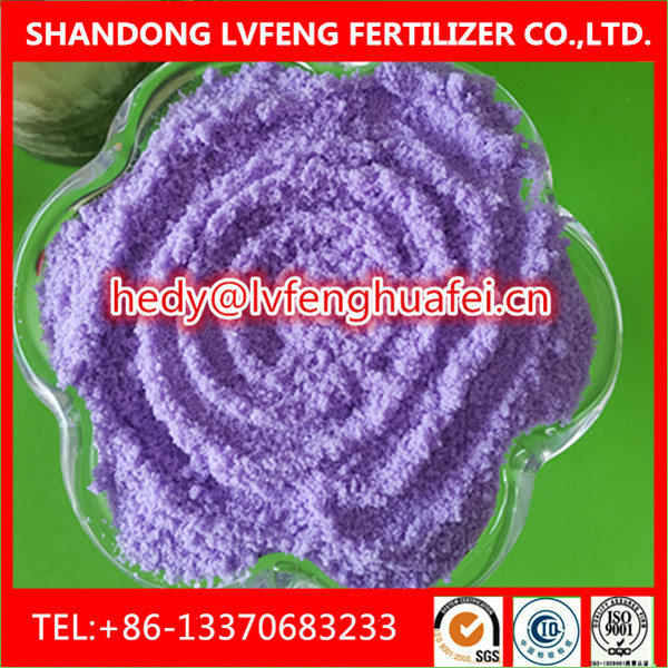 purple color powder npk full soluble fertilizer 20-20-20/15-5-30/10-40-10