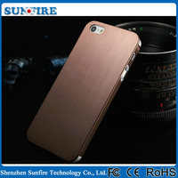 Factory supply Titanium Metal case for iPhone 5 / 5S