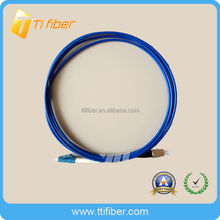 FC to LC Singlemode Simplex Outdoor Armoured Fiber Optic Patch Cord