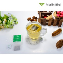 Merlin Bird Organic Green Teabag Convenience Sliming recyclable Tea